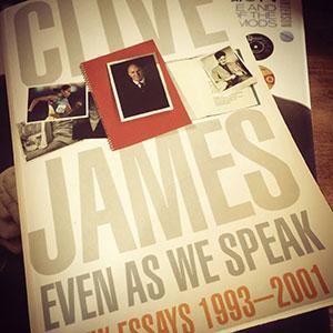 Best clive james essays