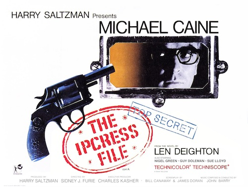 Ipcress_File_British_quad_poster