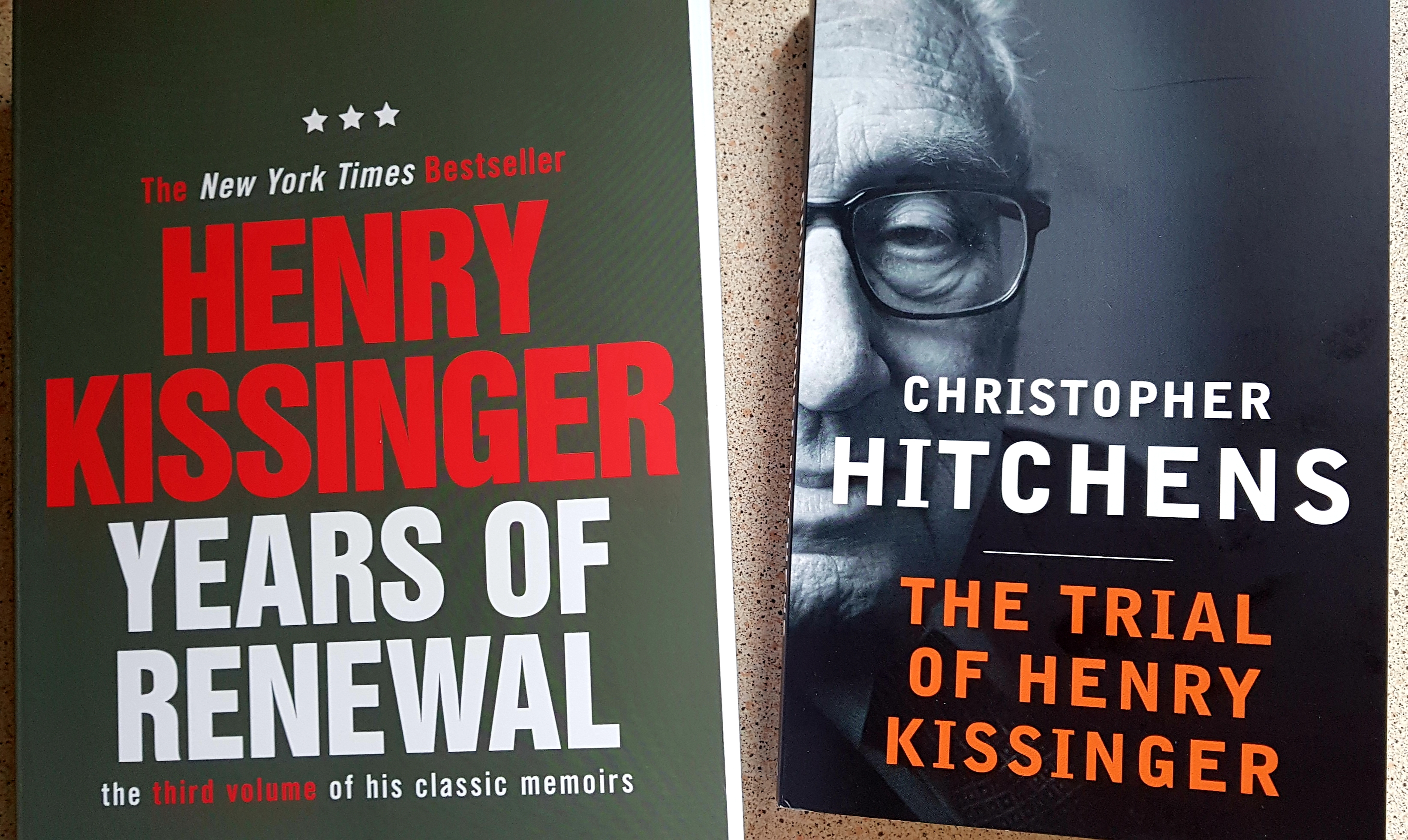 the trial of henry kissinger hitchens christopher